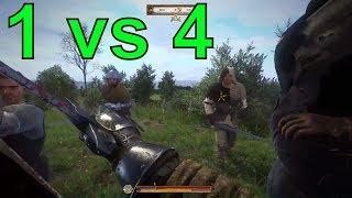Как победить в бою на мечах