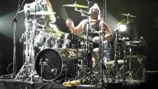 Mike Terrana - William Tell overture, Santiago Chile 2011 (Full HD)