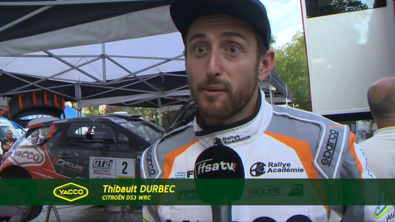 Rallye Terre de Langres 2018