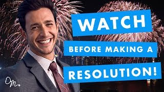 WATCH THIS BEFORE MAKING A NEW YEAR'S RESOLUTION! | Doctor Mike - Video Youtube