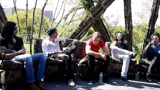 Tickle Me Pink interview with Nerf for 93.3 KTCL