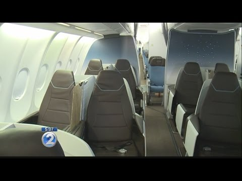 Hawaiian Airlines unveils new premium cabin with lie-flat seats