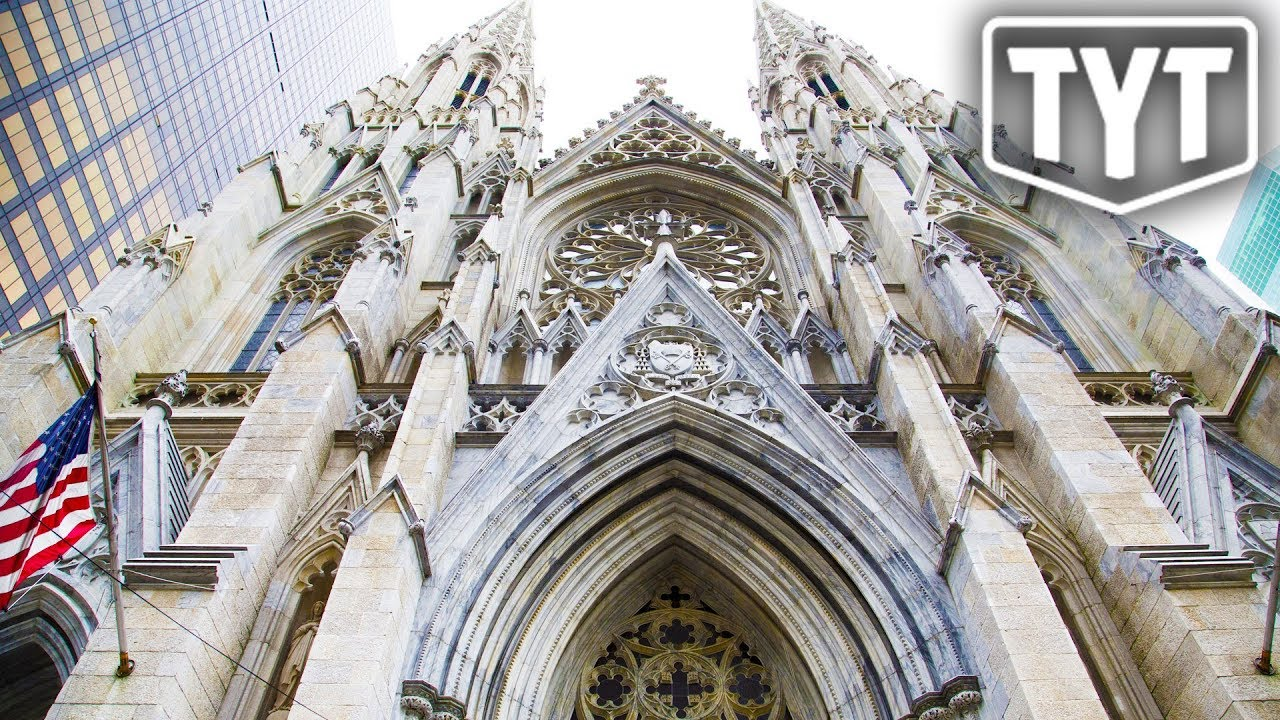 Man Caught In Historic NYC Church With Materials To Start Fire thumbnail