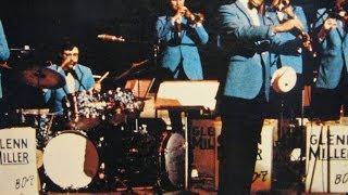 Glenn Miller Orchestra, Recorded Live, Royal Festival Hall, London, 1971 (Full LP-record/album)
