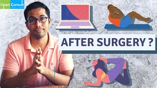 """When can I join Gym / Yoga / Office After Surgery?"" 