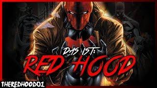 DAS IST RED HOOD!   Red Hood Comic Origin Geschichte Deutsch