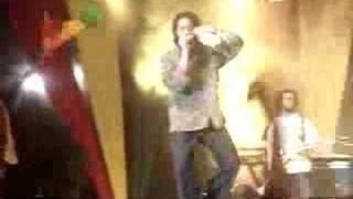 Damian performing Hey Girl LIVE