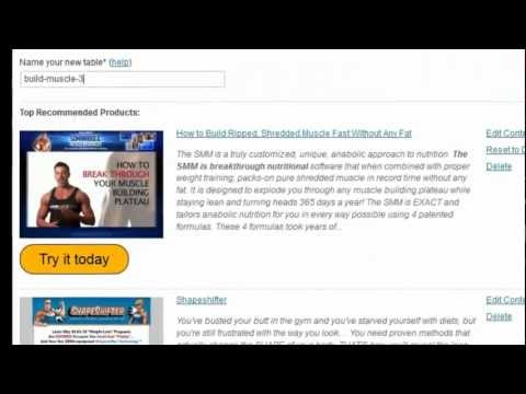 ClickBank Profit Plugin