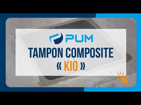 Tampon composite KIO