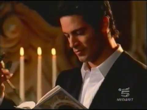 Garko - FABBRI EDITORE - Biblioteca Romantica - SPOT 3 giugno 2004 Canale5