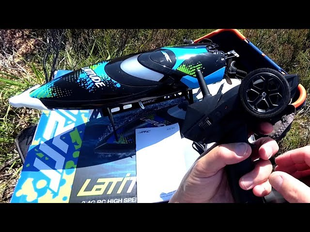 JJRC S3 Cheap Self Righting Waterproof 2.4GHz RC Boat