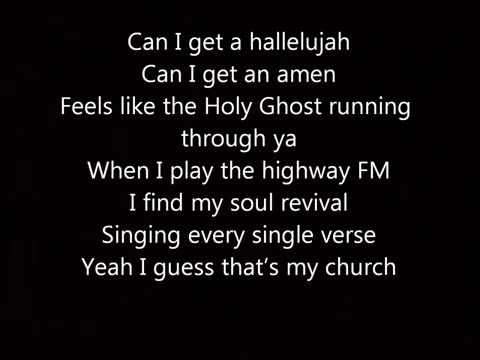 Maren Morris My Church Lyrics - Its Clippz