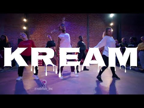 IGGY AZALEA & TYGA #KREAM OFFICIAL VIDEO #DEXTERCARRCHOREOGRAPHY
