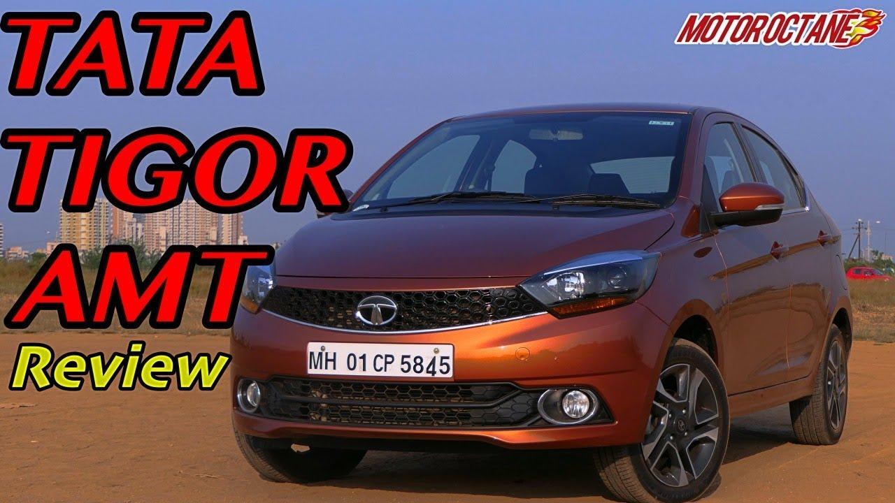 Motoroctane Youtube Video - Tata Tigor AMT (Automatic) Review in Hindi   MotorOctane