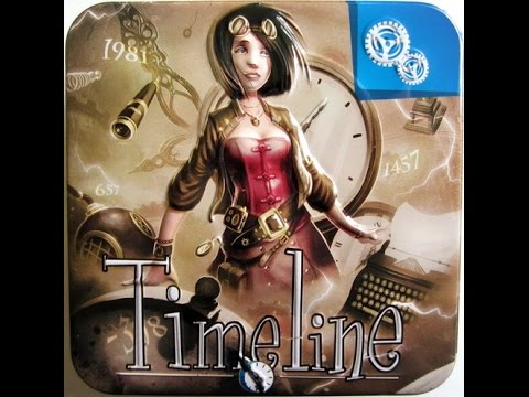Timeline: Inventions - A Forensic Gameology Review