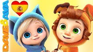 ❣️Canciones Infantiles | Música Infantil y Videos para Bebes | Dave and Ava ❣️