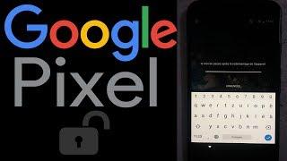google pixel unlocked