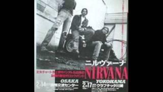 "Nirvana ""Sliver"" Live Club Quattro, Nagoya, Japan 02/16/92 (audio)"