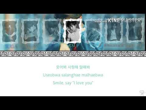 BTS (방탄소년단) - Fake Love [Karaoke ver.] Color Coded Lyrics [Instrumental not clean/Kpop]
