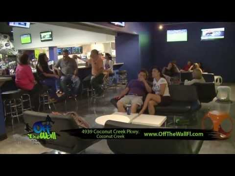 Off The Wall Trampoline Fun Center Commercial Video 2