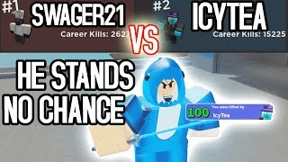 """1V1 WITH AN ARSENAL """"DEVELOPER"""" 