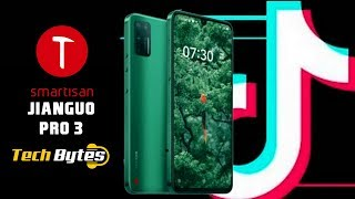 Tik Tok Developers New Smart Phone Launched in China | Jianguo Pro 3 | Tech Bytes