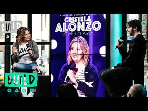 Cristela Alonzo Discusses