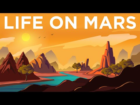 Life on Mars - What Could It Look Like?