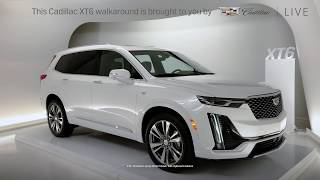 YouTube Video HG5k25d8b6E for Product Cadillac XT6 Crossover by Company Cadillac in Industry Cars