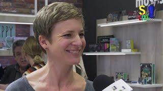 SPIELWARENMESSE 2019 - moses.Verlag im Interview - Friederike Wehse im Interview