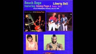 Joan Jett & The Beach Boys - ( BARBARA ANN ) '' 85 ''
