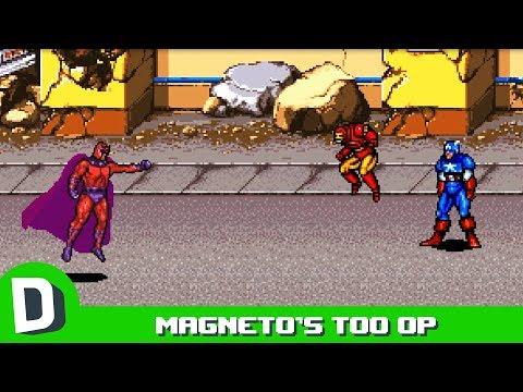 Proč se Magneto nikdy neobjeví v MCU - Dorkly Bits