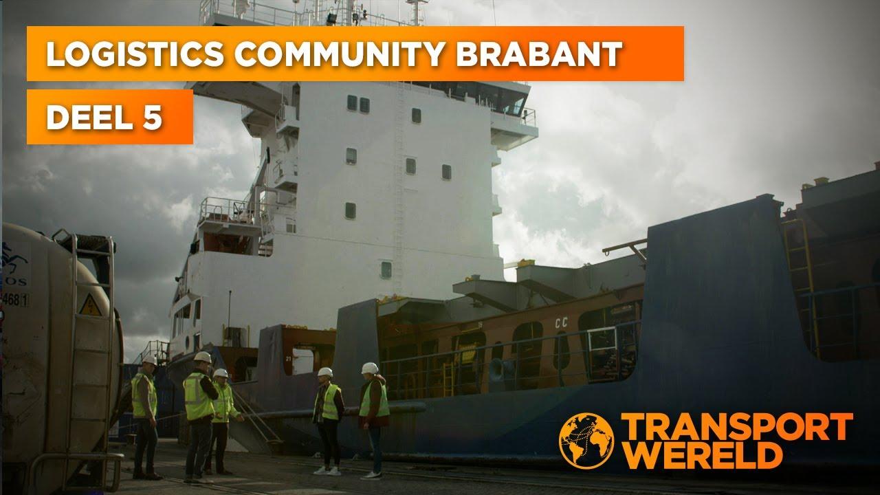 Logistics Community Brabant – Joint Corridor – deel 5