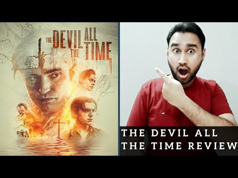 The Devil All the Time Review | Netflix Original Film | The Devil All the Time Movie Review | Faheem