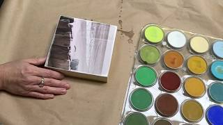 Wax On Wednesdays Photo Encaustic With PanPastels!