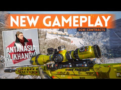 NEW FORTRESS: Sniper Ghost Warrior Contracts Gameplay 🎯