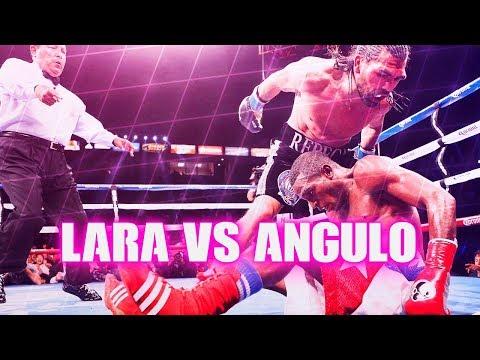 Erislandy Lara vs Alfredo Angulo (Highlights)