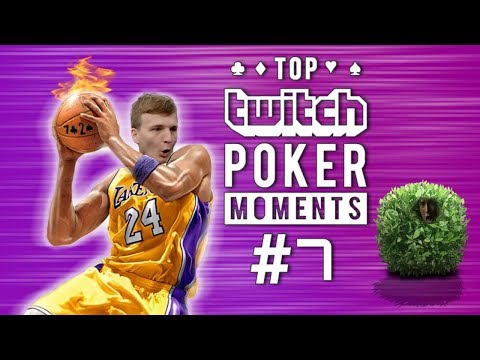 Top Twitch Poker Moments - Ep. 7