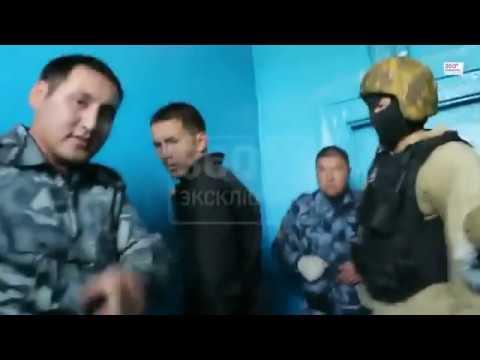 Массовые издевательства сотрудников колонии над заключенными в Калмыкии попали на видео