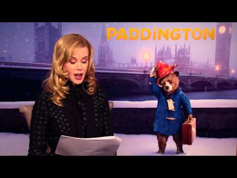 Paddington (Reading Featurettes - Nicole Kidman)