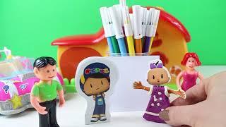 Pepee Ve Kardeşi Bebe Renkleri Öğreniyor Pepee Yeni Bölüm Pepee İzle