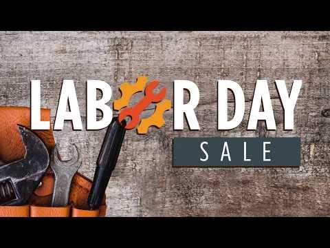 Labor Day Sale - 2019