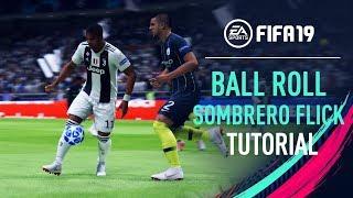 FIFA 19 | BALL ROLL SOMBRERO FLICK Skill Tutorial [PS4/XBOX ONE]