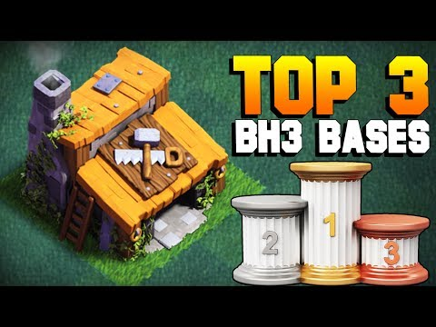 TOP 3 BEST Builder Hall 3 (BH3) Base Designs + PROOF! | NEW CoC Builder Base Update | Clash Of Clans Mp3