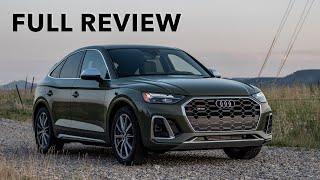 2021 Audi SQ5 Sportback - Full Review