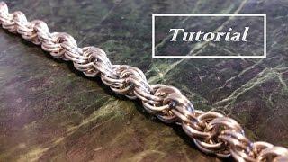 Doubled Spiral Chain Tutorial