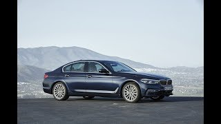 2018 BMW 540d XDrive Brings Diesel Power To The United States