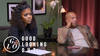 Good Looking Out - Nervous Young Rapper Gets One Shot With Karen Civil & Kevin Liles