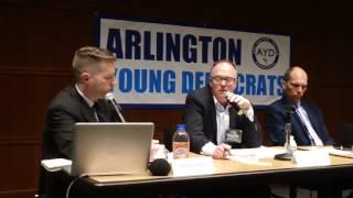 Peter Fallon Explains His Campaign Finances (4/19/17)