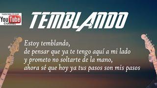 TEMBLANDO by Antonio Orozco (VIDEOLYRICS)